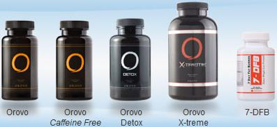 Orovo Products