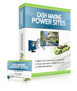 Cash Making Power Sites