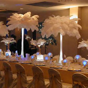 party table decorations